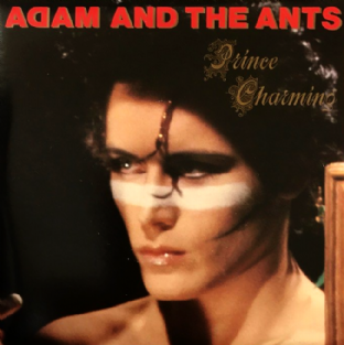 "Adam And The Ants ‎- Prince Charming (7"") (EX-/EX-)"
